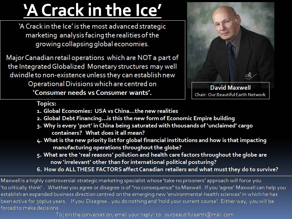 A Crack in the Ice workshop